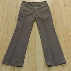Merona gray wool blend dress pants/slacks Size 4